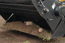skid steer rock hound