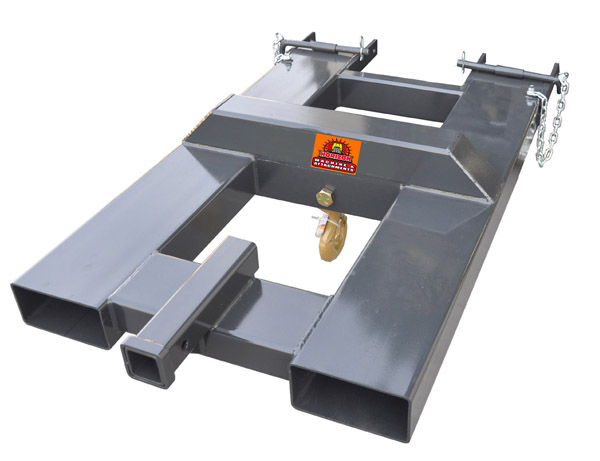 Forklift Lifting Attachments : Lift up to lbs safely and securely move your